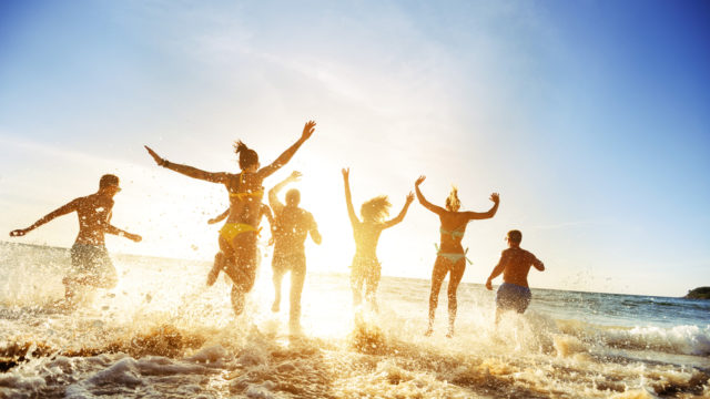 Vacances organisées pour étudiants et jeunes adultes